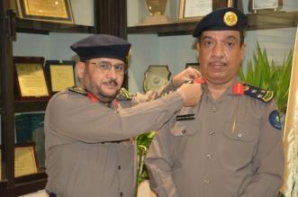 مدير مدني مكة يقلد العميد الصبحي رتبته الجديدة - المواطن
