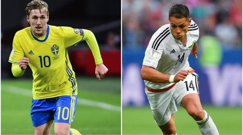 مباريات اليوم: المكسيك تسعى لإكمال تألقها والتأهل على حساب السويد