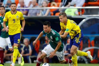 السويد والمكسيك .. تحالف ثنائي أرهق الألمان في مونديال 2018 - المواطن