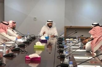 بالصور.. اجتماع تنسيقي لعمل الرياضبعد ضبط 308 مخالفات - المواطن