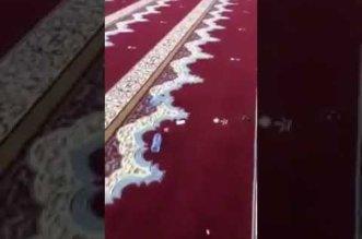 بالفيديو.. مواطن يوثق ما فعلته النساء داخل المسجد في العيد - المواطن