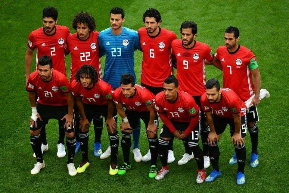 مباراة مصر وروسيا .. الأخضر قدم هدية غالية للفراعنة قبل مواجهة الروس