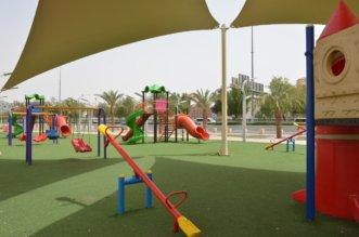 بالصور.. ٢٩٢ حديقة عامة تستقبل الزوار خلال العيد في مكة المكرمة - المواطن