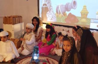 بوطبيلة في الأمسية التراثية لأطفال الشرقية - المواطن