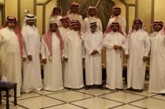 آل هطلاء تحتفل بحصول محمد على الماجستير من أمريكا - المواطن