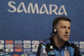 مدرب صربيا: نتائج وديات كوستاريكا لا تعنيني - المواطن