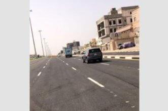 فتح طريق الخدمة لمشروع نفق الأمير محمد بن فهد بالشرقية - المواطن