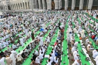 توزيع أكثر من 20 مليون وجبة لمعتمري وقاصدي بيت الله الحرام - المواطن