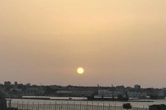 بالفيديو والصور.. شروق شمس يوم 23 بدون شعاع إحدى علامات ليلة القدر - المواطن
