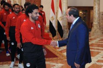 أنباء عن حضور عبدالفتاح السيسي مباراة مصر وروسيا - المواطن