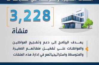 هدف يودع مبالغ برنامج دعم ملاك المنشآت الصغيرة والمتوسطة لـ 3228 منشأة - المواطن