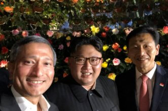 زعيم كوريا الشمالية يتجول في سنغافورة قبل قمة ترامب التاريخية - المواطن