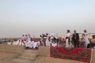 بالفيديو.. الرائي عبدالله الخضيري: رصدنا هلال شوال بسهولة ويسر ودون أجهزة - المواطن