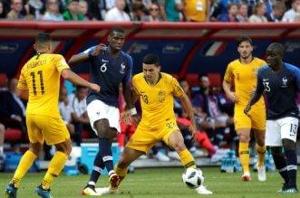 في مباراة فرنسا ضد أستراليا .. تقنية VAR منعت الديوك من البكاء! - المواطن
