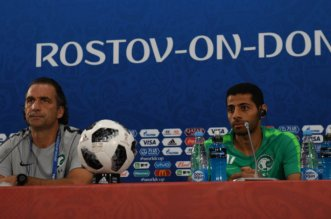 لماذا غاب الإعلاميون عن مؤتمر مباراة السعودية والأوروغواي؟ .. إليك الأسباب - المواطن