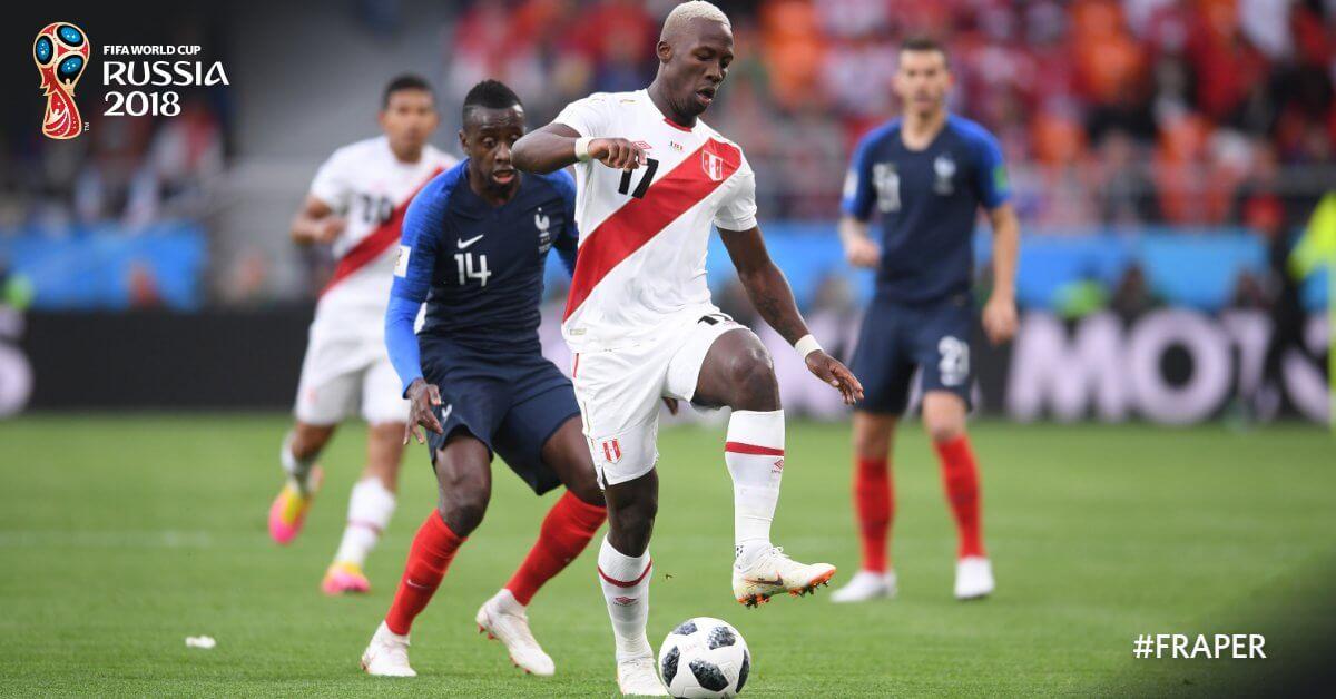 مباراة فرنسا والبيرو .. الديوك تطير لثمن النهائي وأبناء الإنكا يودعون المونديال