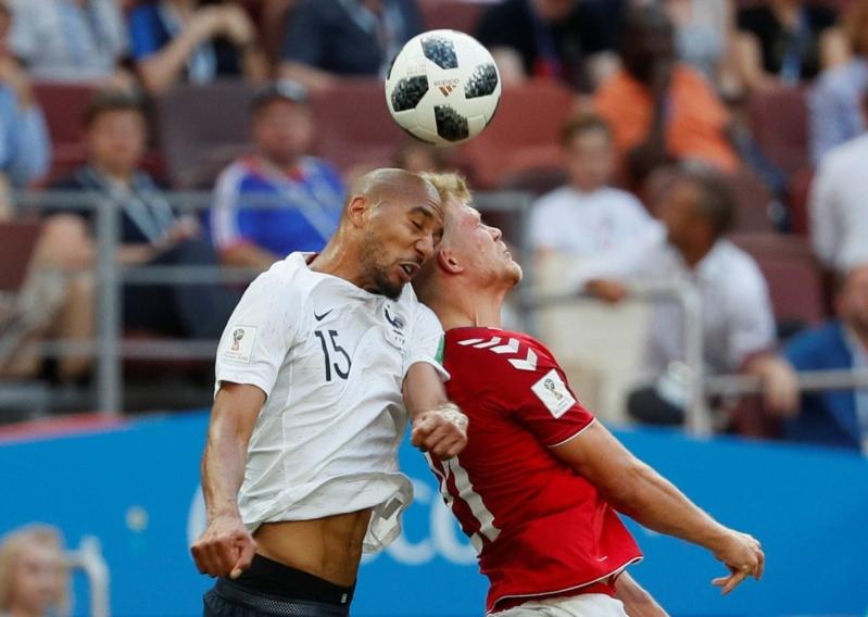 مباراة فرنسا والدنمارك .. الفريقان يتقاسمان نقطة التعادل بعد أداء ممل