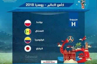 المجموعة الثامنة: اليابان تلتقي كولومبيا وهدفها الثأر.. والسنغال تخشى ليفاندوفيسكي - المواطن