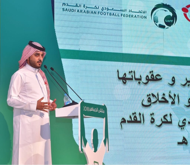 """القانوني أحمد الأمير لـ""""المواطن"""": 50% رسومًا على دخل اللاعبين قرار نظامي ولمصلحة الكرة السعودية"""