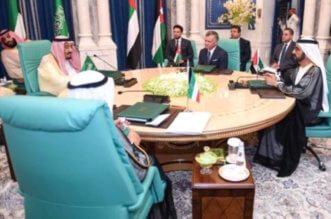 الملك يرأس الاجتماع الرباعي لحل الأزمة الأردنية - المواطن