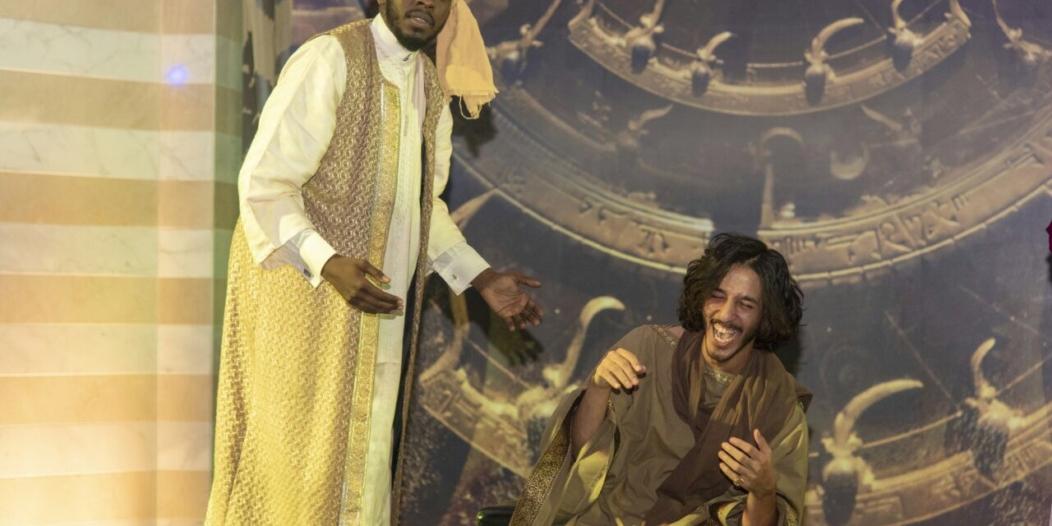 بالصور.. علماء العصر الذهبي يستعرضون التراث الإسلامي بأسلوب جديد في مكة