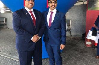 الأخوان أبودبيل يحتفلان بتخرجهما من جامعة ووج البولندية - المواطن
