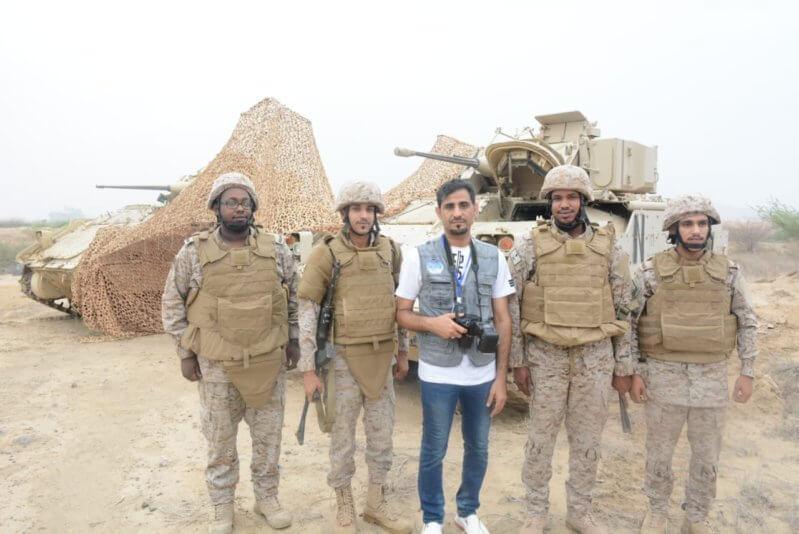 """بالفيديو والصور.. """"المواطن"""" ترصد تضحيات الجنود الأشاوس من أرض البطولات بالحد الجنوبي"""