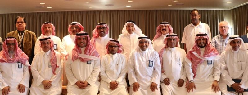 مطارات الرياض تحتفي بمنسوبيها المتقاعدين