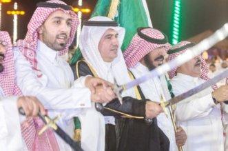 بالصور.. العماني يرعى حفل أهالي رفحاء بعيد الفطر المبارك - المواطن