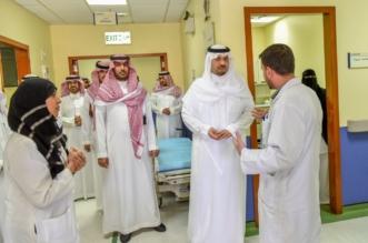 بالصور.. أمير الشمالية يوجه بنقل العيادات المتنقلة إلى مدينة الحجاج  - المواطن