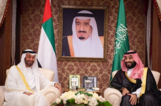 بالصور.. ولي العهد ومحمد بن زايد يترأسان الاجتماع الأول لمجلس التنسيق السعودي الإماراتي - المواطن