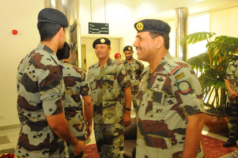 قائد قوات الطوارئ الخاصة: التكاتف والعمل يداً واحدة يقطعان الطريق على الأعداء - المواطن