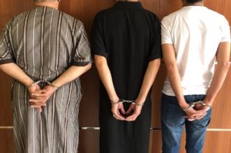بالصور.. خدعة عصابة الدهس في الرياض لم تفلح والشرطة تضع حدًا لألاعيبهم! - المواطن