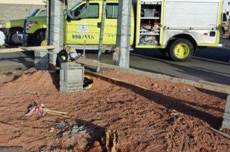 وفاة طفل سقط داخل خزان مياه في أرض تحت الإنشاء - المواطن