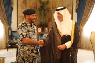 الفيصل يقلد قائد القوات الخاصة لأمن الحج والعمرة رتبة لواء - المواطن