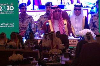 العواد: تحالف دعم الشرعية جاء تلبية لنداء هادي لإنقاذ اليمن من بطش ميليشيا الحوثي - المواطن