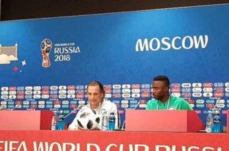مدرب الأخضر: القتال على كل كرة شعار مباراة السعودية وروسيا غدًا - المواطن