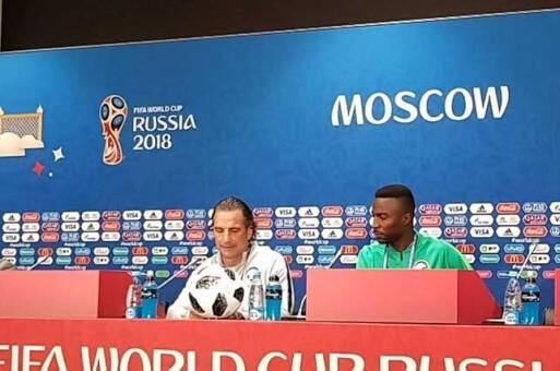مدرب الأخضر: القتال على كل كرة شعار مباراة السعودية وروسيا غدًا