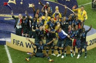 أوروبا تحتكر لقب كأس العالم .. بعد هزيمة كرواتيا من فرنسا أمس - المواطن