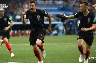 مباراة كرواتيا ضد الدنمارك تشهد أسرع تعادل بنهائيات كأس العالم - المواطن
