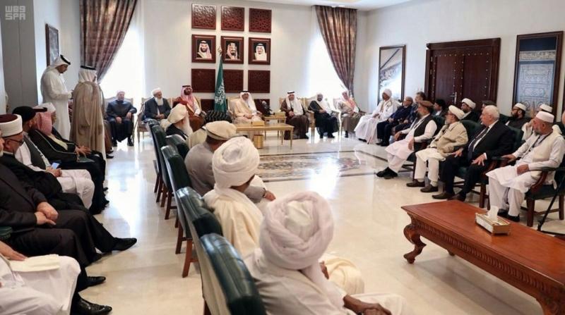 الفيصل: نعتز ونفخر بخدمة المسلمين في شتى بقاع العالم - المواطن