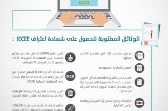 إنفوجرافيك.. 9 وثائق مطلوبة للحصول على شهادة IECEE لاستيراد اللابتوب - المواطن