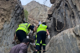 العثور على مفقود قرية الحصحص متوفى - المواطن