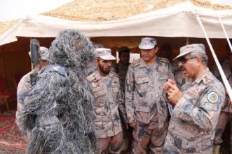 بالصور.. الفريق البلوي يتفقد قوات حرس الحدود في 3 قطاعات استراتيجية - المواطن