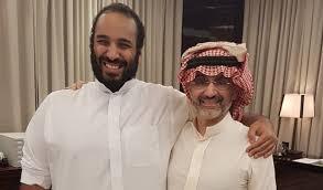 رويترز تحلل دلالة ظهور الوليد بن طلال في صورة مع ولي العهد - المواطن