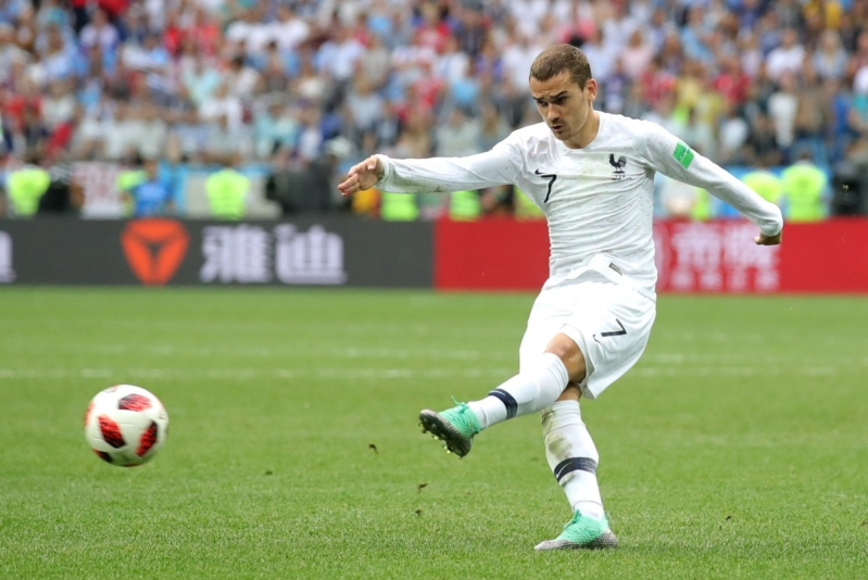 World Cup 2018 .. جريزمان يصنع التاريخ