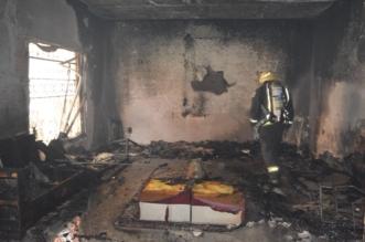 حريق منزل في جدة يُصيب 5 نساء ورجلًا بحالات خوف واختناق - المواطن