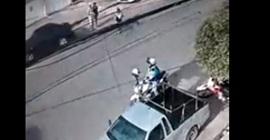 بالفيديو.. نهاية مفجعة لفتاة متهورة حاولت عبور الطريق - المواطن