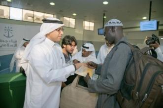 رئيس موانئ يستقبل أوائل دفعات الحجاج القادمين من جمهورية السودان الشقيقة 2 1