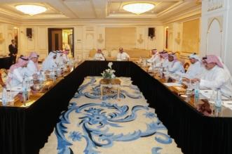 بحضور آل معمر.. هُنا تفاصيل اجتماع رابطة دوري الأمير محمد بن سلمان - المواطن